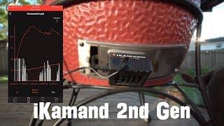 Kamado Joe iKamand 2nd Generation Review/Rant