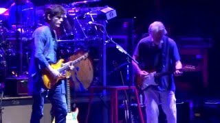 Playing In The Band into Cold Rain And Snow - Dead And Company 10/29/2015