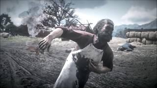 Red Dead Redemption 2 - Town Valentine Rampage (Killing Spree)