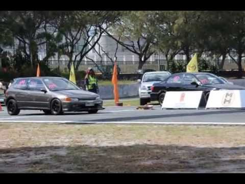 honda b20b stock hatch vs. b16a sir