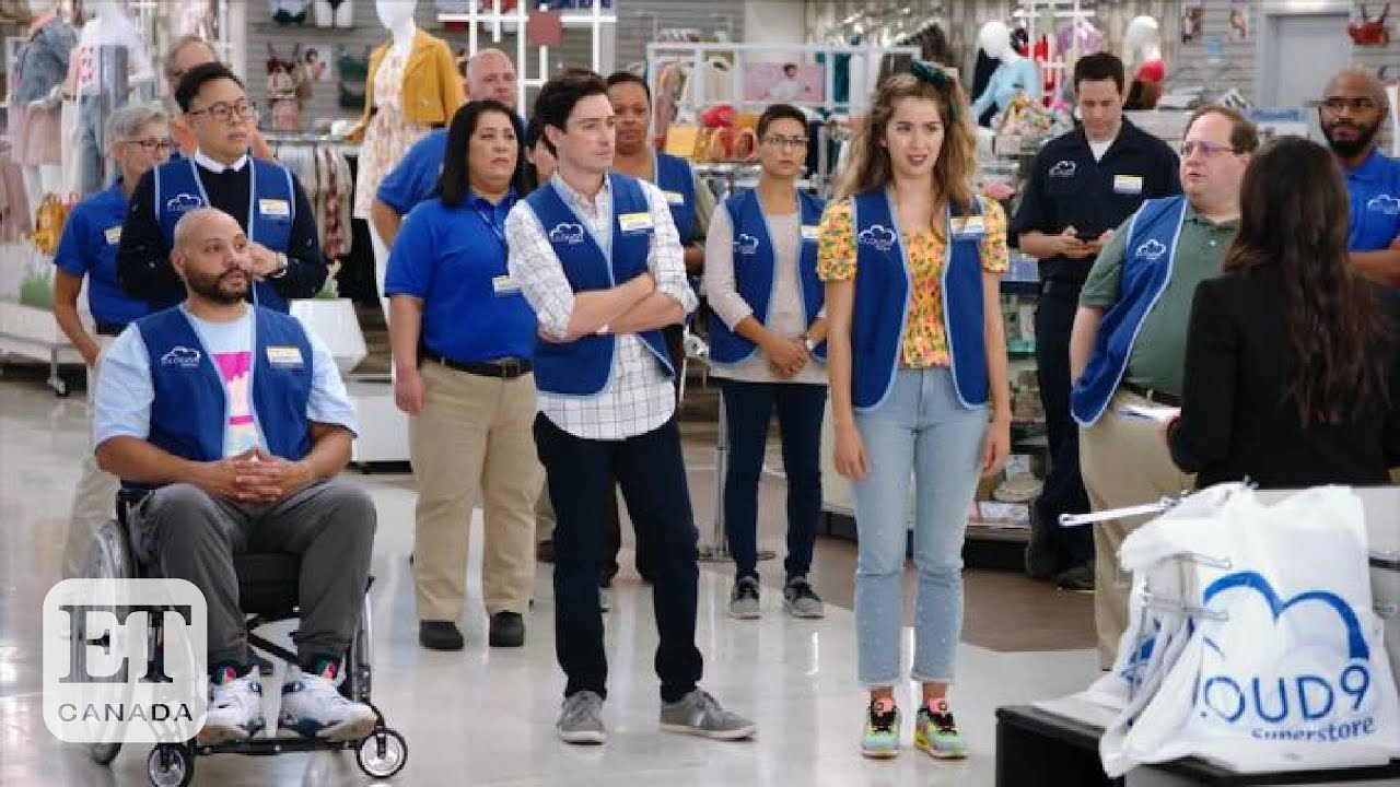 Download Cast Says Farewell To 'Superstore'