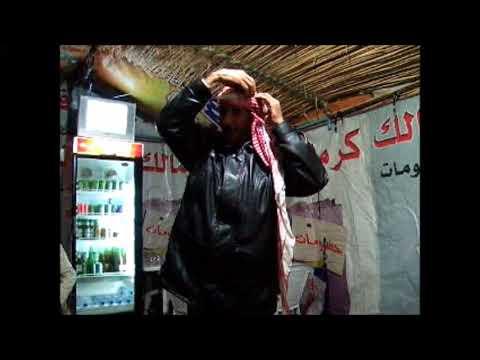 Keffiyeh, kaffiyeh Syrian style