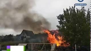 Пензенские пожарные предотвратили взрыв на автозаправочной станции