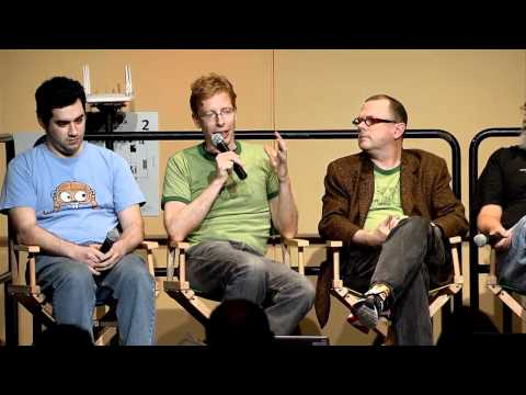 Google I/O 2012 - Meet the Go Team