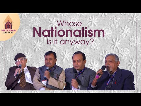 Whose Nationalism is it anyway?   Lucknow Literature Festival 2017