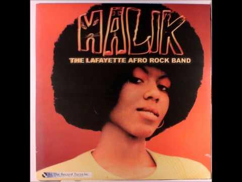 Lafayette Afro-Rock Band - Darkest Light