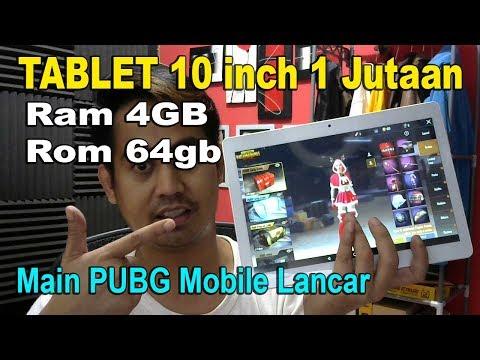 TABLET MURAH 10 Inch Bisa Main PUBG MOBILE