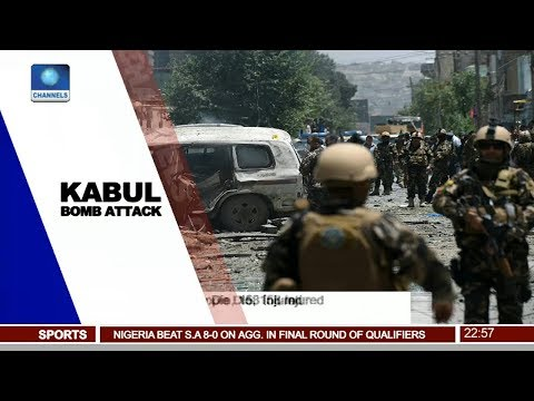 95 People Die, 158 Injured In Kabul Bomb Attack Pt.4 |News@10| 27/01/18