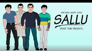 Sanju teaser spoof - ft. Salman Khan
