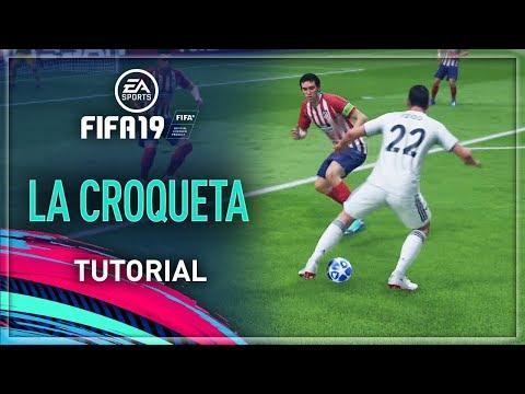 FIFA 19 NUEVOS REGATES – LA CROQUETA de INIESTA | TUTORIAL (PS4/Xbox One)