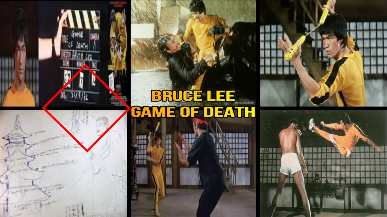 JOHN BARRY - Game of Death / 'Main Theme' (1978) - YouTube