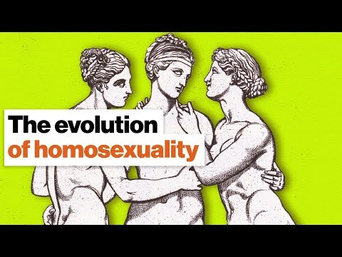 The Evolution Of Homosexuality: A New Theory | Richard Prum
