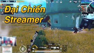 PUBG Mobile   Giải Đấu Đại Chiến Streamer Việt Nam Vs Streamer Đài Loan    Liên Hoàn TOP 1 √