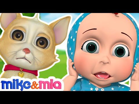 Ding Dong Bell | Popular Nursery Rhymes Collection | Best Rhymes for Kids on Youtube by Mike and Mia