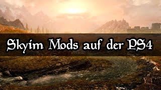 Skyrim Mods auf der PS4 - Update