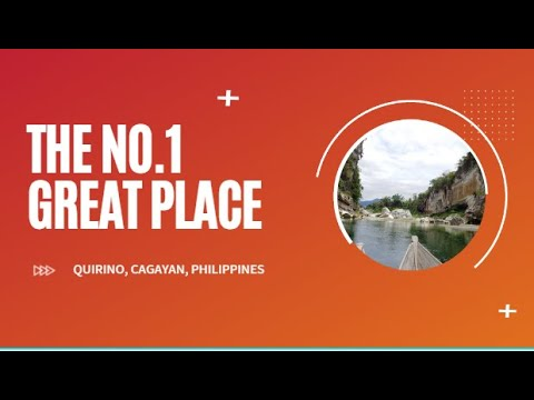 The No.1 Great Place Quirino - Forest Heartland Of Cagayan