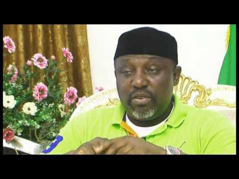 4YRS ACCOUNT OF STEWARDSHIP BY HIS EXCELLENCY OWELLE ROCHAS
