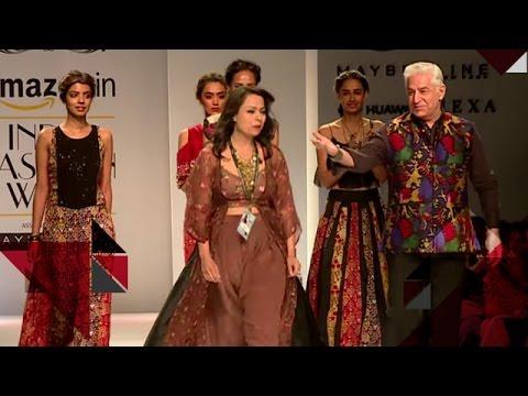 Amazon India Fashion Week Spring Summer 2017    Day 4   Promo