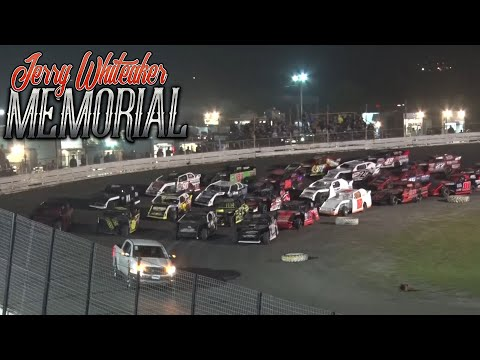 South Texas Speedway Jerry Whiteaker Memorial A Main Highlights