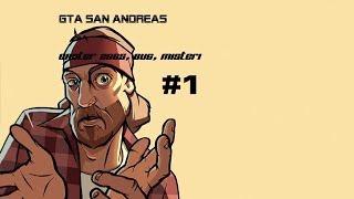 GTA San Andreas-  EASTER EGGS, BUG, MISTERI #1