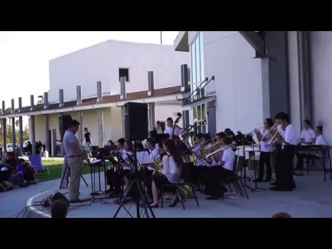Carmel Valley Middle School Jazz Band