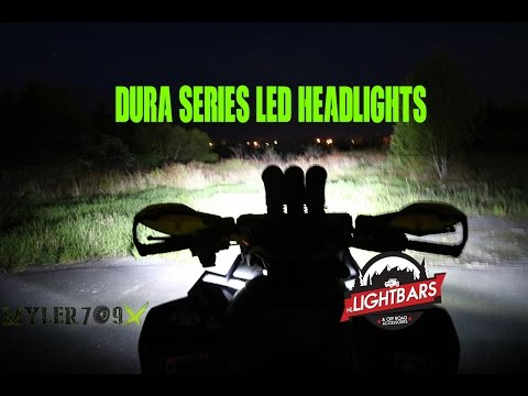 Dura Series LED Headlights 2015 Can Am Renegade NL Lightbars and Offroad Accessories 1000xxc