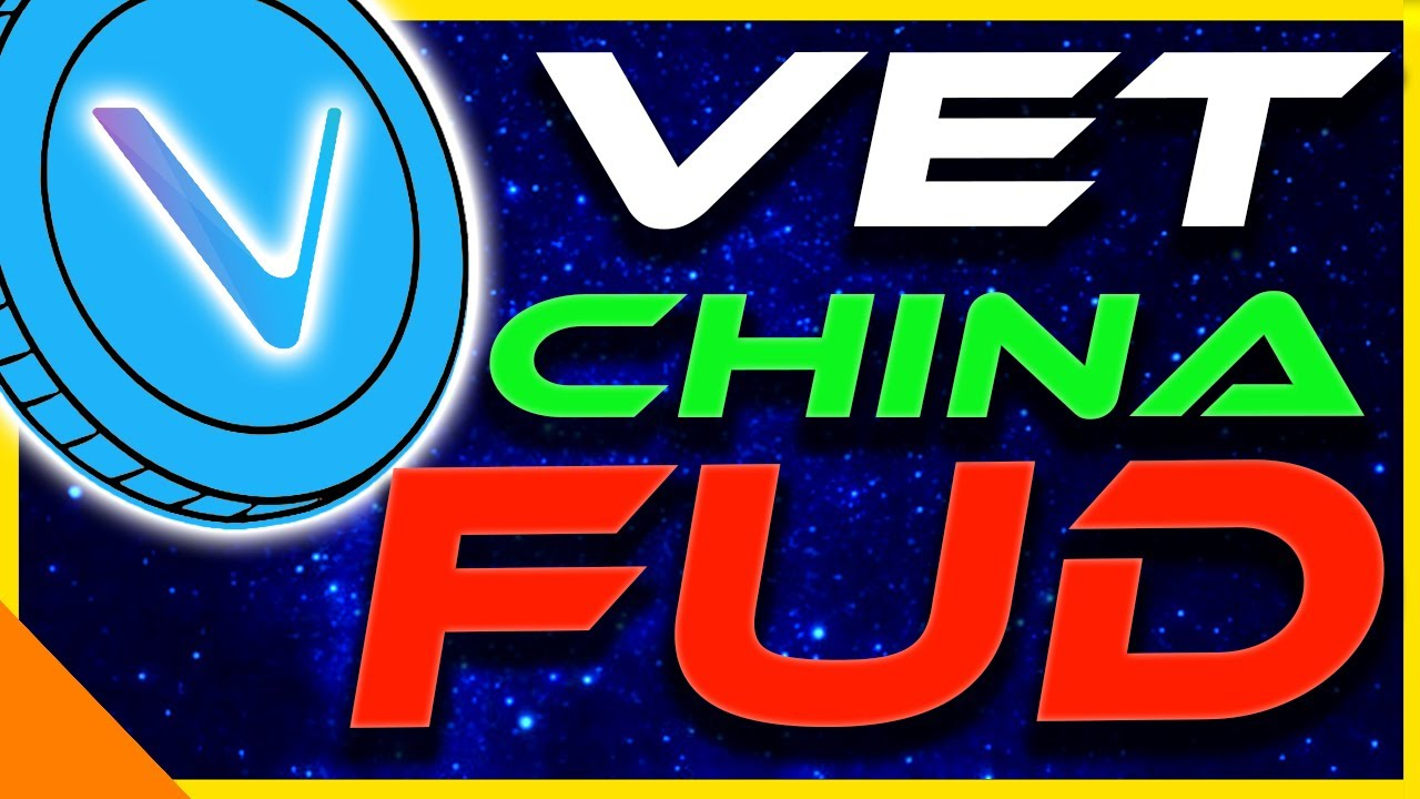 Should You SELL Your VECHAIN RIGHT NOW? | China FUD | CRYPTO NEWS TODAY