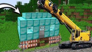 Minecraft NOOB Vs PRO  THE BU LDERS STOLE THE PRO HOUSE Challenge  N M NECRAFT
