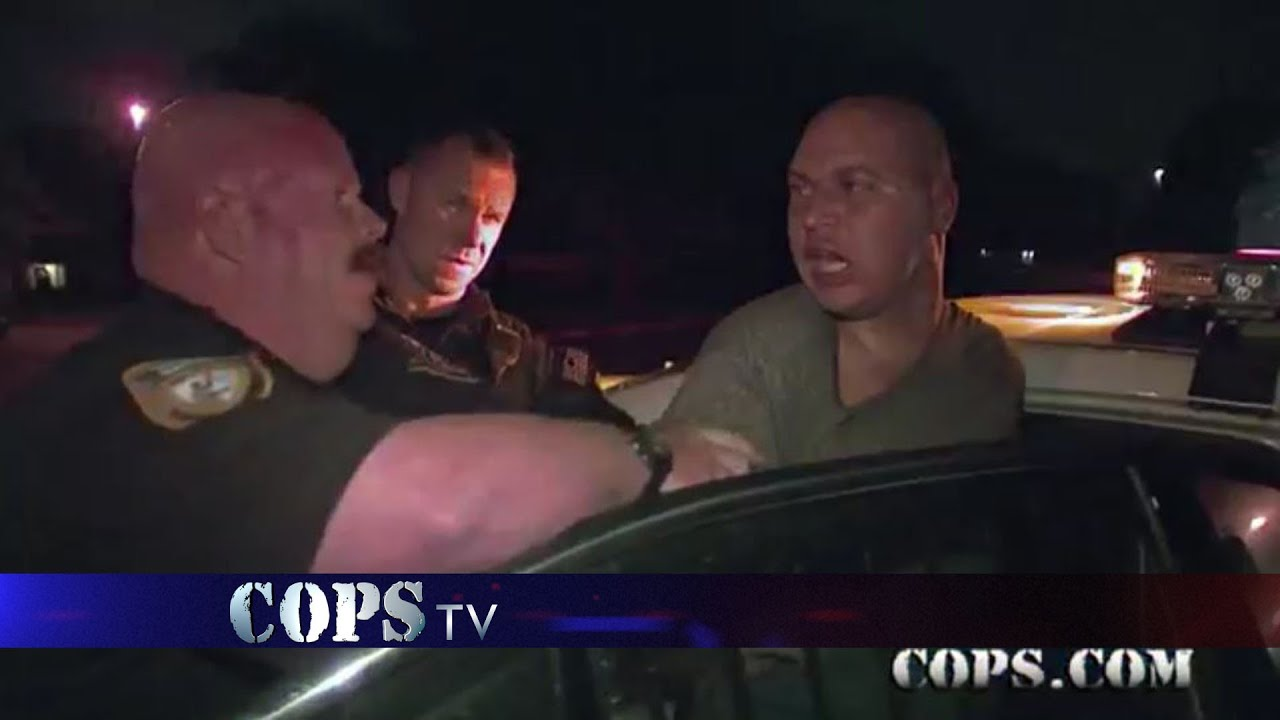 Kicking And Screaming Show 2903 Cops Tv Show