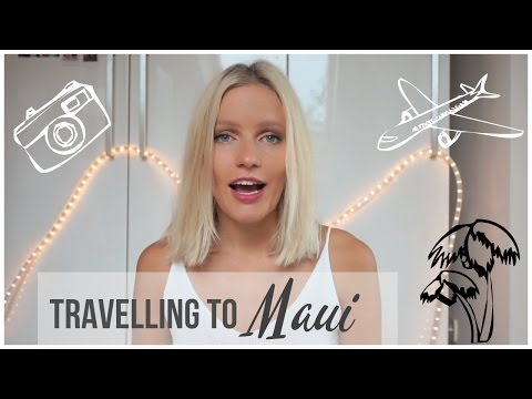 My trip to Maui ✈ Flights, Accommodation, Costs, Must-Dos + travelling to Maui on a budget?