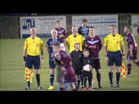Cobh Ramblers 0-2 Drogheda United - 1st Div Playoff 1st Leg - 22nd October 2016
