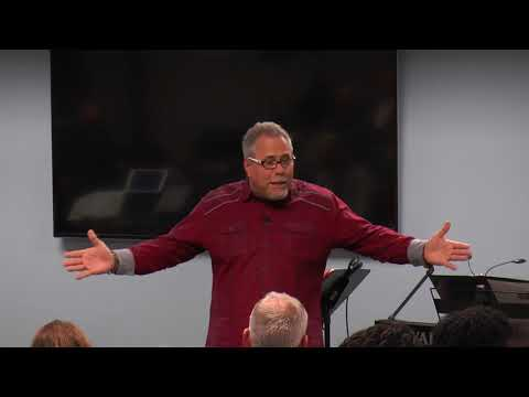Arthur Meintjes Knowing and Experiencing God Night 2