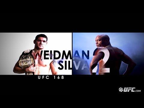 Conteo Regresivo a UFC 168: Weidman vs. Silva II