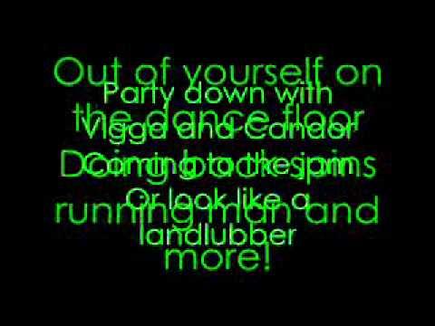 Gorillaz Rock The House Lyrics Youtube