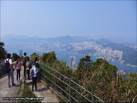 【Hong Kong Hiking Tour】Quarry Bay MTR→Mount Parker→Tai Tam→Wong Nai Chung→Wan Chai