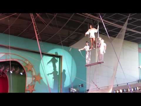 Russian Flying Trapeze