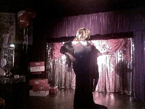 SHAKIRA DEVINE - INSIDE THAT I CRIED - @ CRUISIN 7TH  BAR PHX AZ 2/13/09