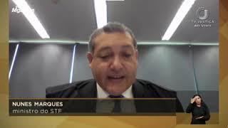 Nunes Marques vota para que Estado não mude data de concurso por crença