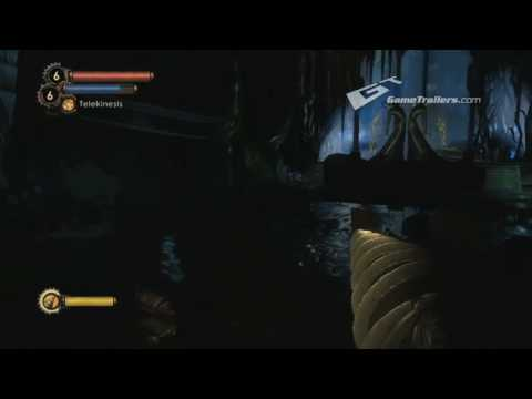 Bioshock 2 - Official Gameplay Trailer HD (This isn't fake)