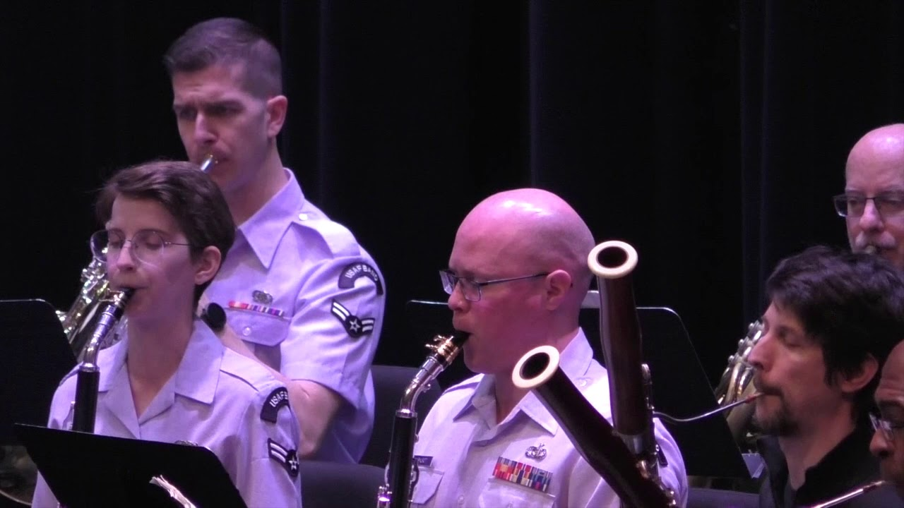 Video: SLSO Partners With Military Musicians