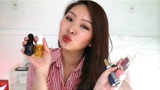 Kiehl's Beauty Oil & Japanese Drugstore Makeup Review