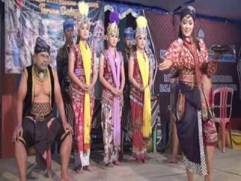 Tari Topeng Taruna Budaya Samabumi - OPENING
