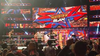 Summer Slam 2017 at the Barclay's Center in Brooklyn NY Pt#11