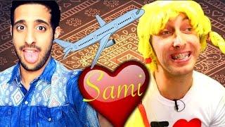 Clarissa ist Sami Slimani Fan !!!