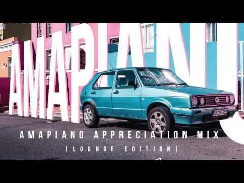 Dj Tannie Swiss Amapiano Appreciation Mix Lounge Edition
