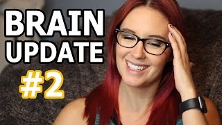 Brain Update #2: Answers From the Neurologist! - Meg Turney