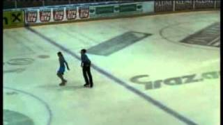 Ice Challenge 2010 Louise WALDEN / Owen EDWARDS FD