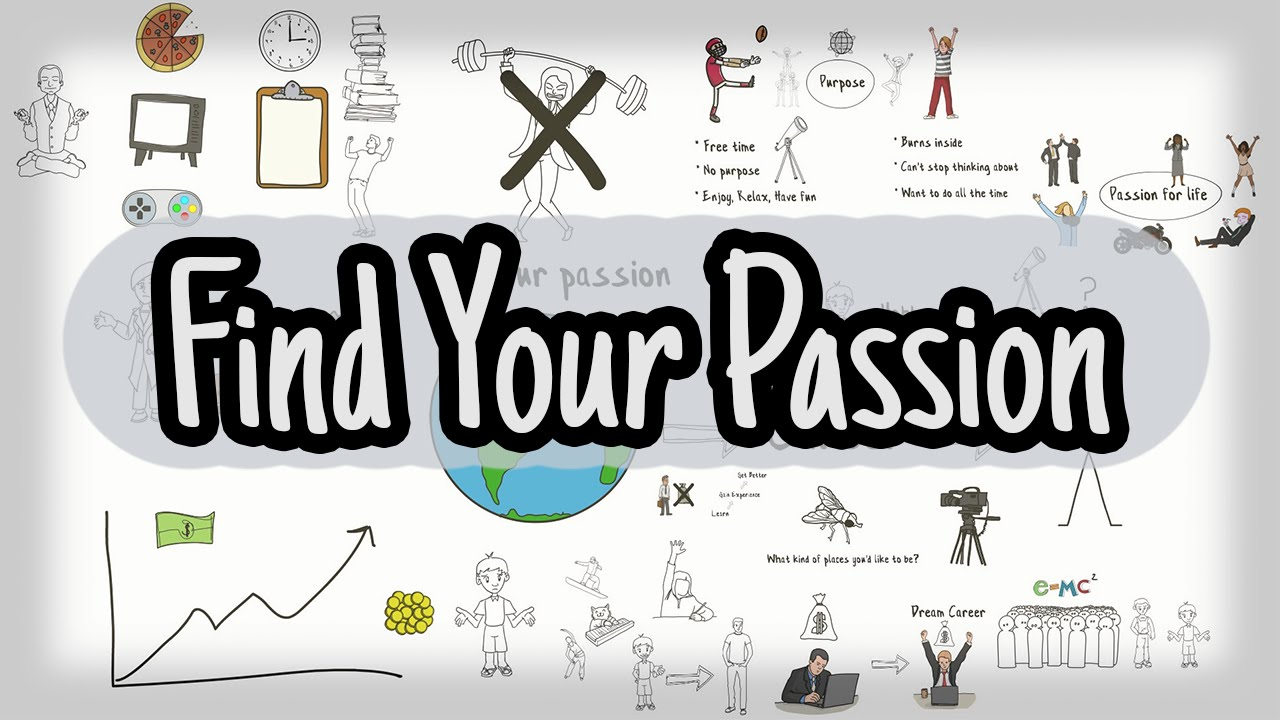 Find your passion how to find your true purpose in life youtube find your passion how to find your true purpose in life ccuart Choice Image