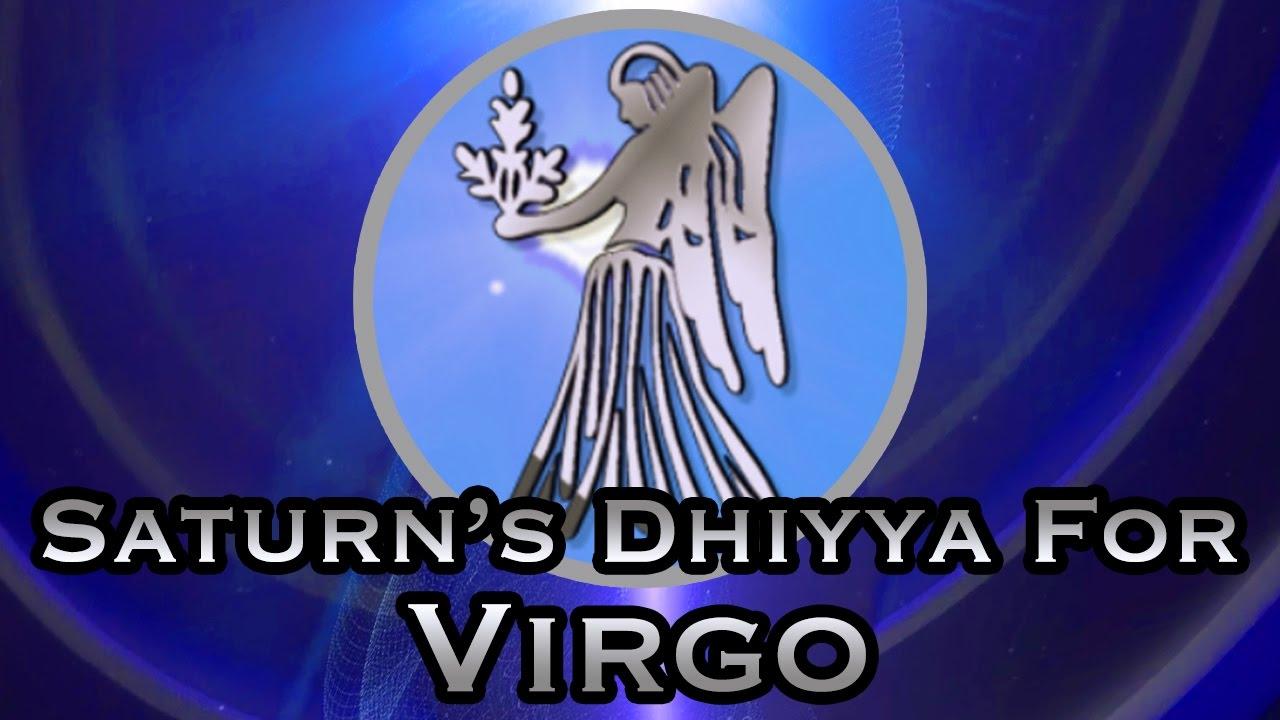Saturn's Dhiyya For Virgo - Virgo Yearly Horoscope for 2017 - 2020 In Hindi