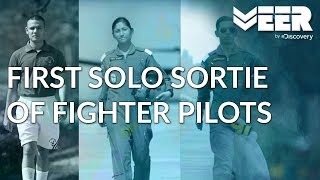 indian air force academy e1p2 the first solo sortie of fighter pilots veer by discovery